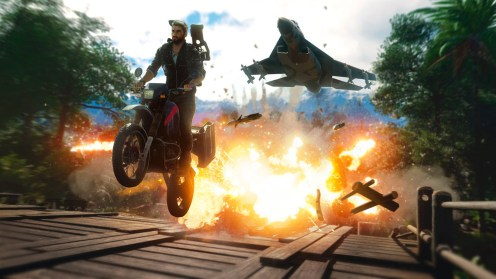 Quelle: Amazon/Square Enix - Just Cause 4