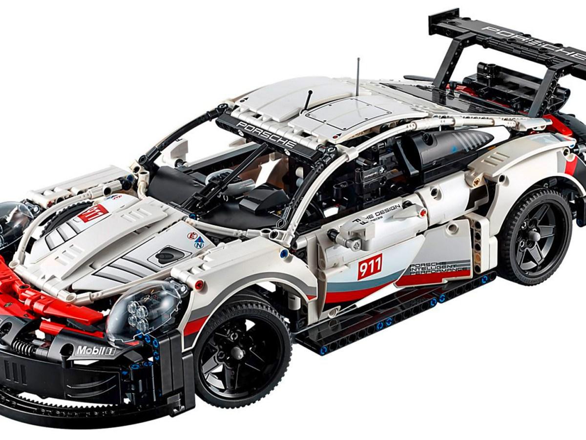 Quelle: shop.lego.com - Porsche 911 RSR - LEGO Technic
