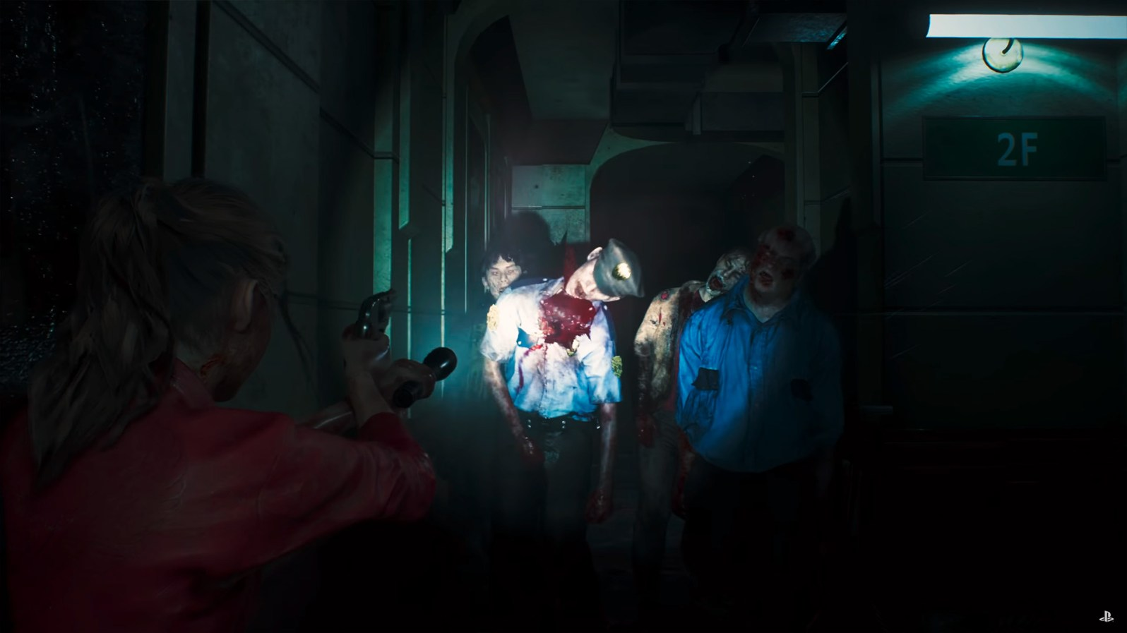 Quelle: Youtube/PlayStation - Resident Evil 2 (Remake)