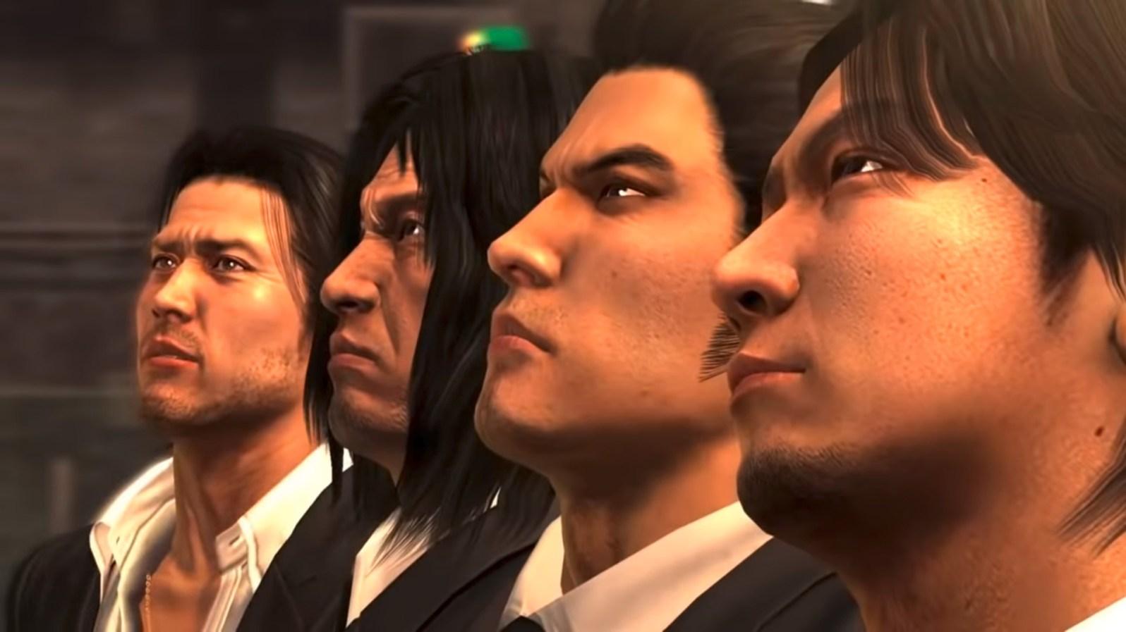 Quelle: Youtube/Sega - Yakuza 4 (Remaster)