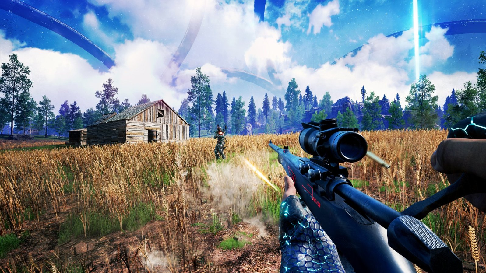 Quelle: Steam - Islands of Nyne: Battle Royale
