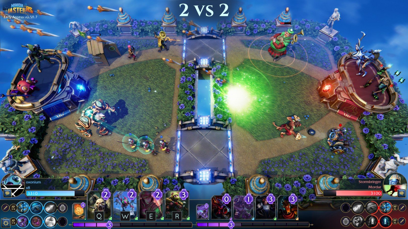 Quelle: Steam - Minion Masters