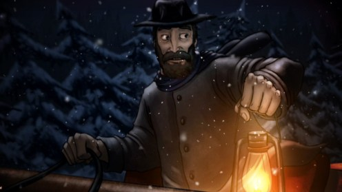 Quelle: Steam - Sang-Froid - Tales of Werewolves