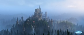 Quelle: artofae.artstation.com - Anthony Eftekhari - Heroes of the Storm: Dragons of the Nexus