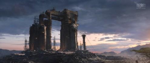Quelle: artofae.artstation.com - Anthony Eftekhari - World Of Warcraft: Warlords of Draenor