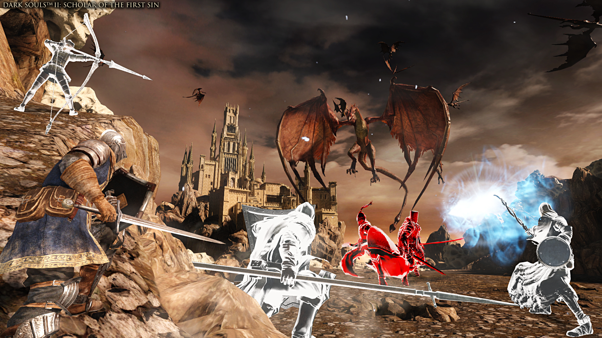 Quelle: Bandai Namco - Dark Souls II: Scholar of The First Sin
