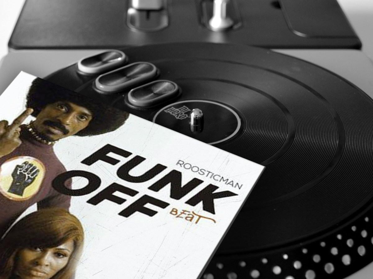 Foto: rush'B'fast, Plattencover: roosticman/mixcloud