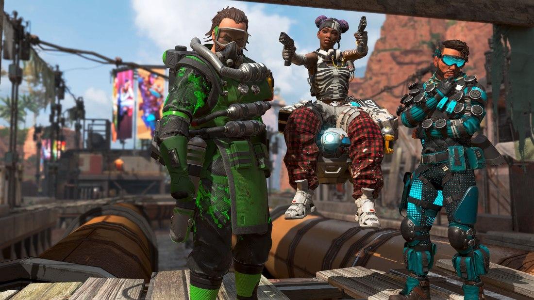 Quelle: Electronic Arts - Apex Legends