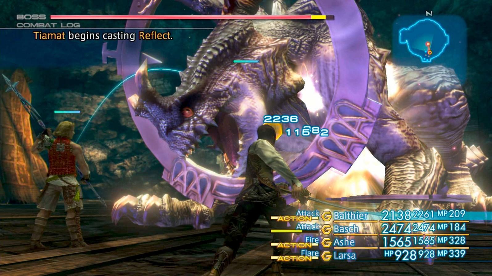 Quelle: Square Enix - Final Fantasy XII: The Zodiac Age