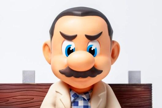 Quelle: doublefools.blogspot.com - SUPER RUN Figur - Mario Gump