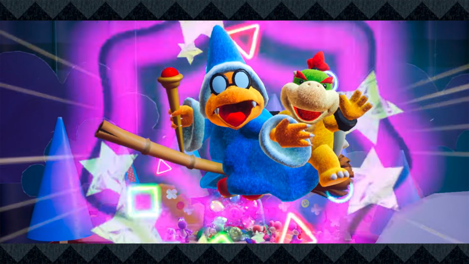 Quelle: Nintendo - Yoshi's Crafted World