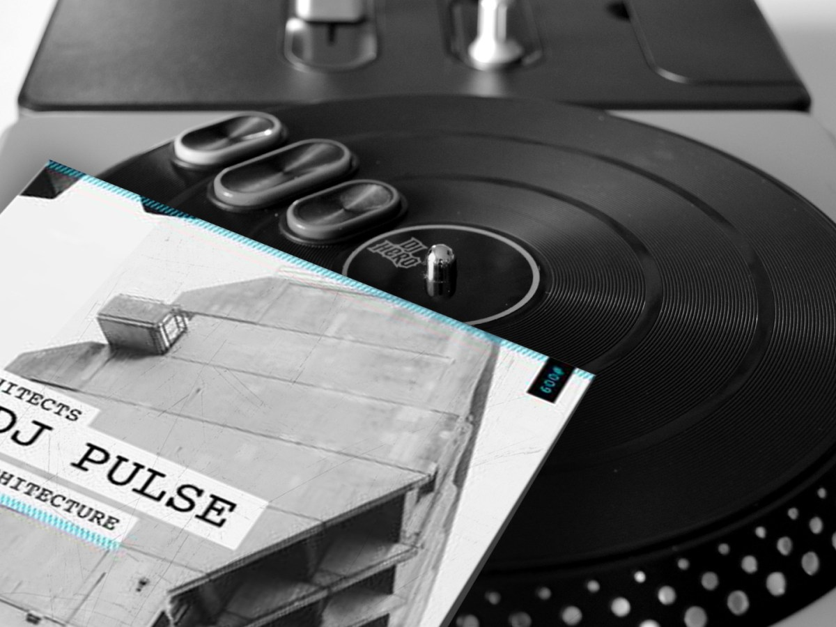 Foto: rush'B'fast, Plattencover: Suburban Architecture/mixcloud