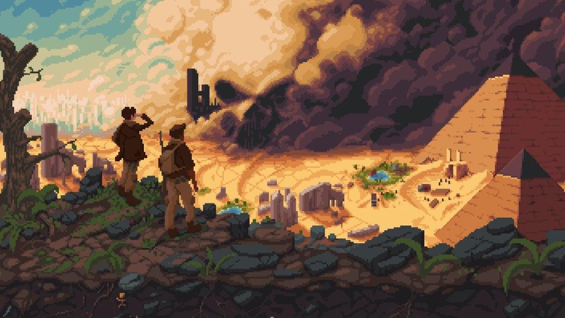 Quelle: pathway-game.com - Pathway Artwork
