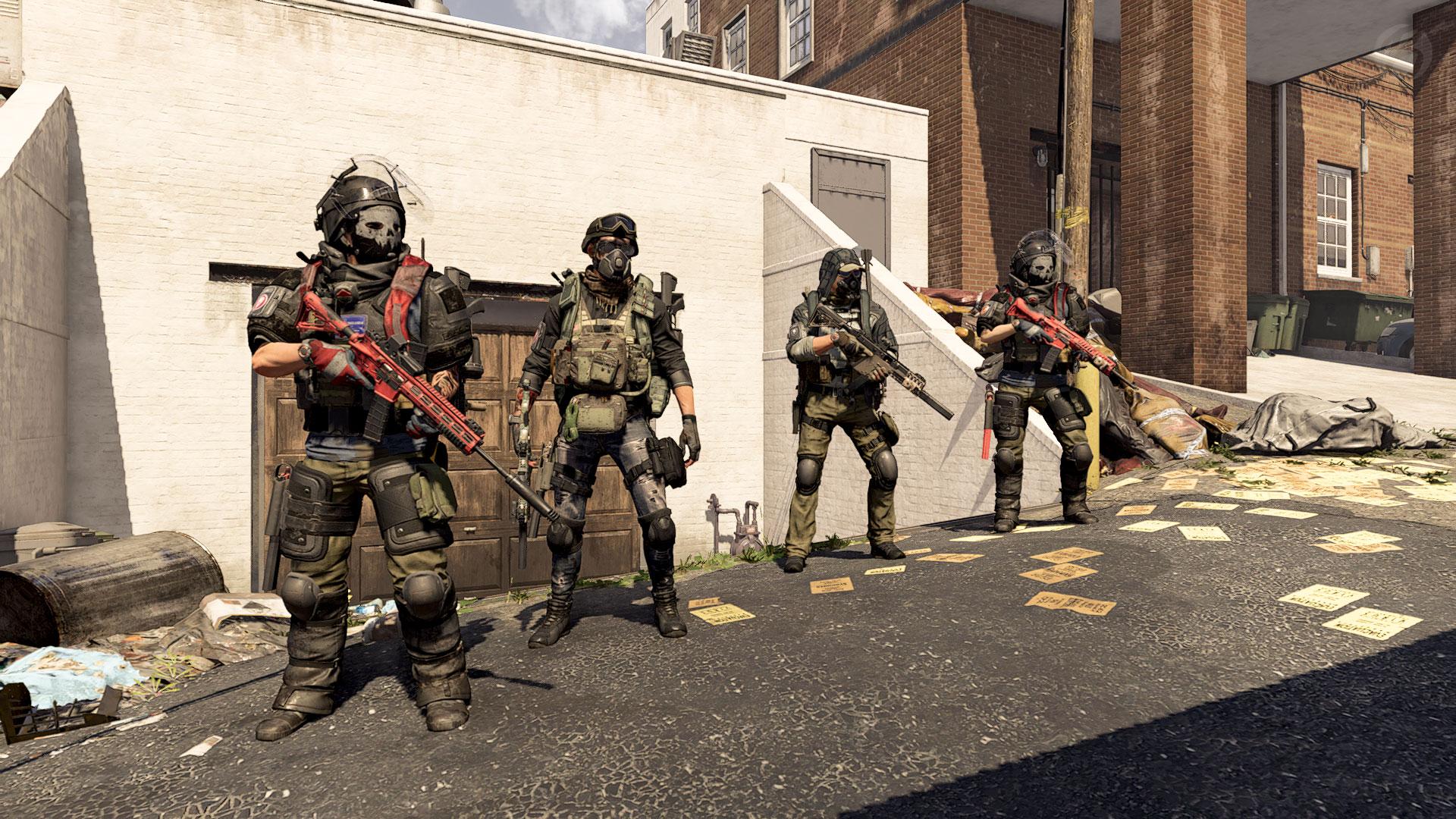 Tom Clancy's The Division 2 - In der PvP-orientierten Dark Zone trifft man nicht nur auf feindlich gesinnte Spieler, überraschenderweise entstehen auch echte Freundschaften.