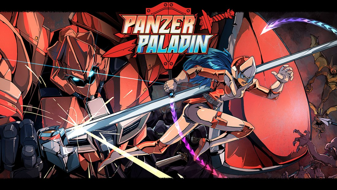 Quelle: Tribute Games - Panzer Paladin - Artwork