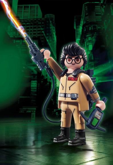 35 Jahre Ghostbusters - PLAYMOBIL_70173_Ghostbusters™ Sammlerfigur E. Spengler