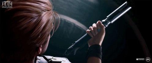 Quelle: EA - Star Wars Jedi: Fallen Order - Lichtschwert