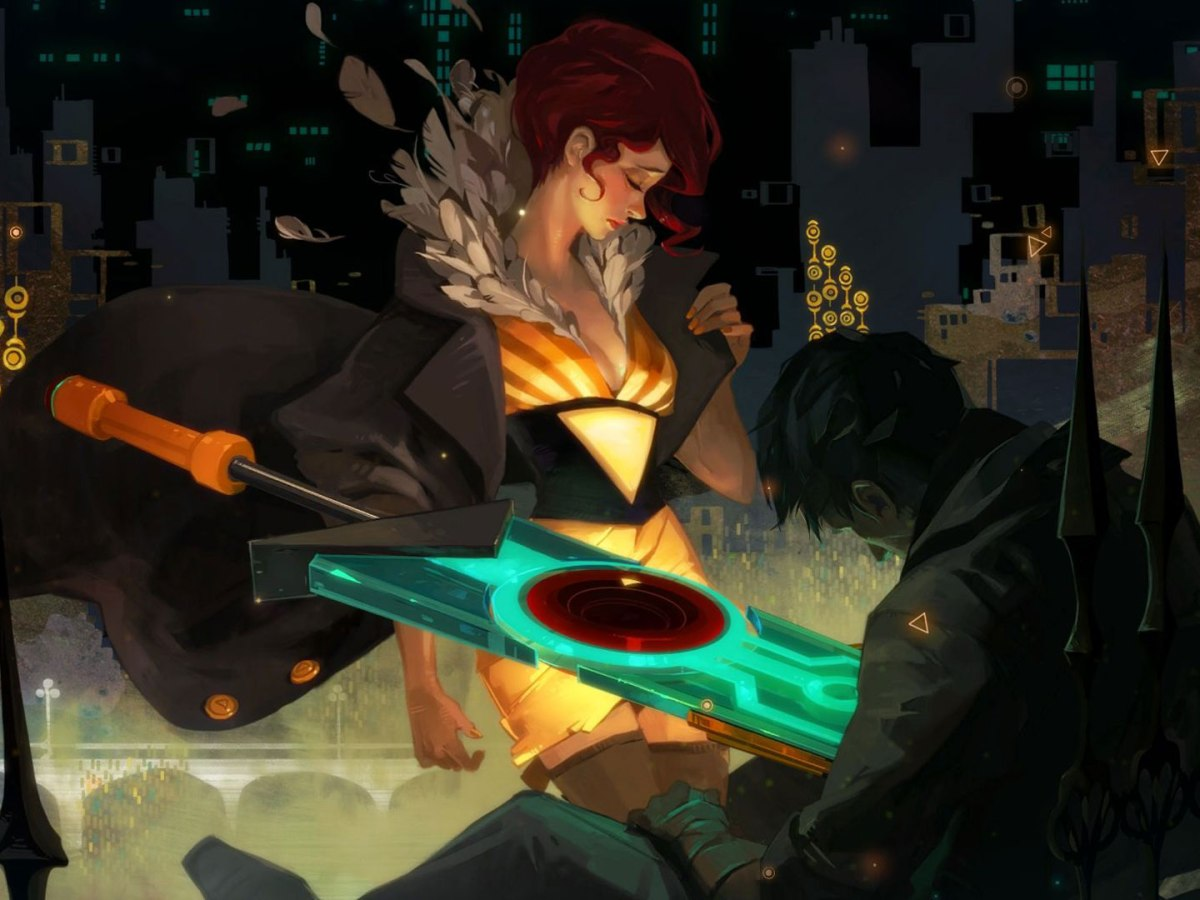 Quelle: Supergiant Games - Transistor - Artwork