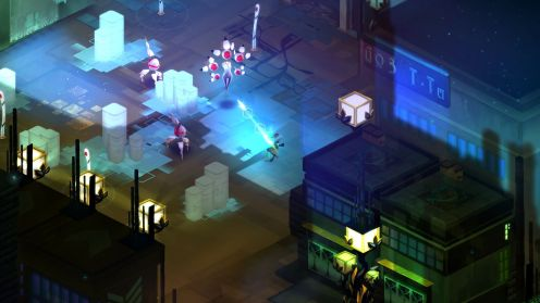 Quelle: Supergiant Games - Transistor - Fernkampf