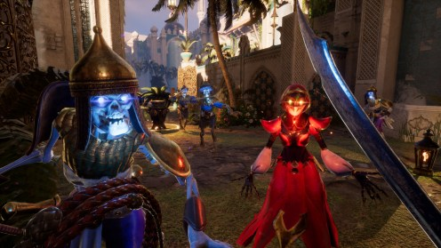 Quelle: Uppercut Games - City of Brass - 1001 Nacht mal anders.