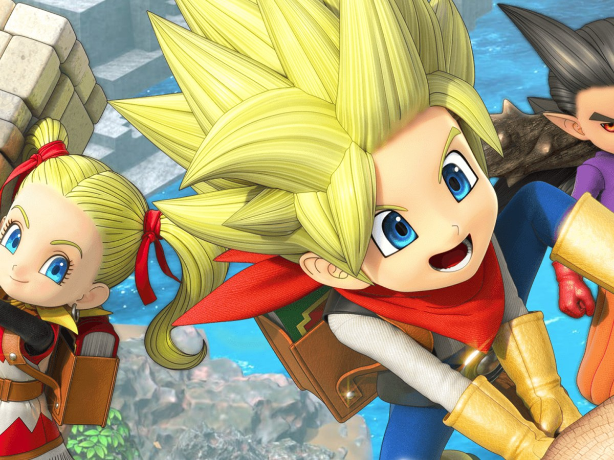 Quelle: Square Enix - Dragon Quest Builders 2