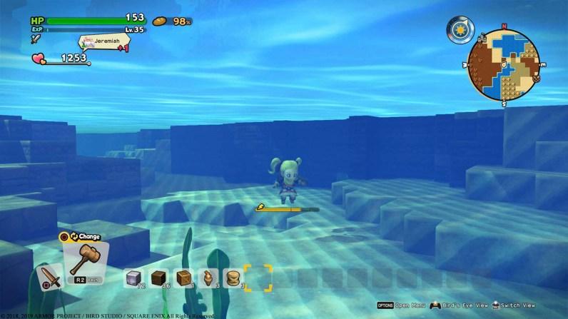 Quelle: Square Enix - Dragon Quest Builders 2 - Tauchgang