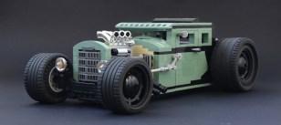 Quelle: flickr/red 2 - 1931 Ford Rat Rod