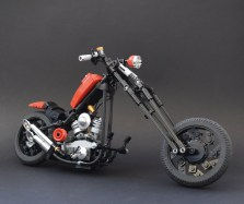 Quelle: flickr/red 2 - Hard Tail Chopper