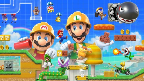 Quelle: supermariomaker.nintendo.com - Super Mario Maker 2