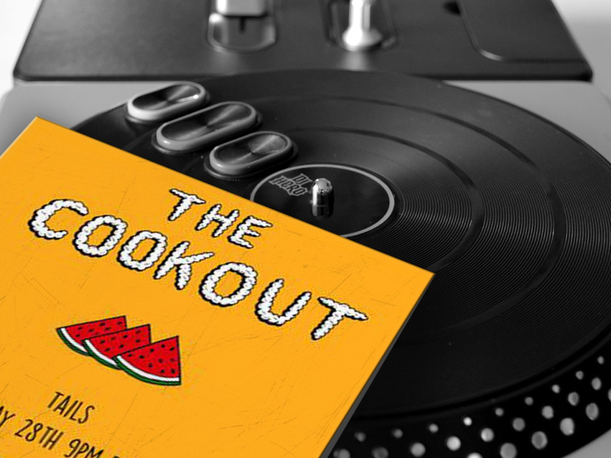 Foto: rush'B'fast, Plattencover: The Cookout/mixcloud