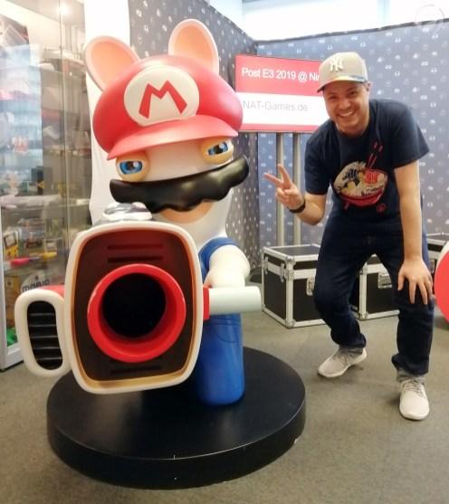 Riesen Amiibo: rush'B'fast trifft bei Nintendo auf neue und alte Freunde.