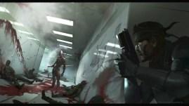 Quelle: neisbeis.artstation.com - Ignacio Bazan-Lazcano - Metal Gear Solid Film