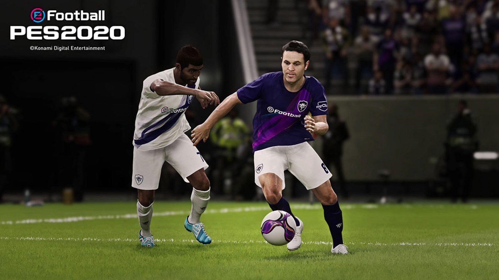Quelle: Konami - eFootball Pro Evolution Soccer 2020