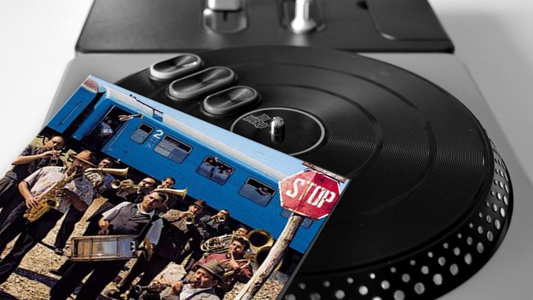 Foto: rush'B'fast, Plattencover: DJ Badre/mixcloud