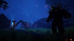 Ein kleineres von Spielern erbautes Dorf, welches sich mit einem magischen Schutzschild vor Eindringlingen schützt.