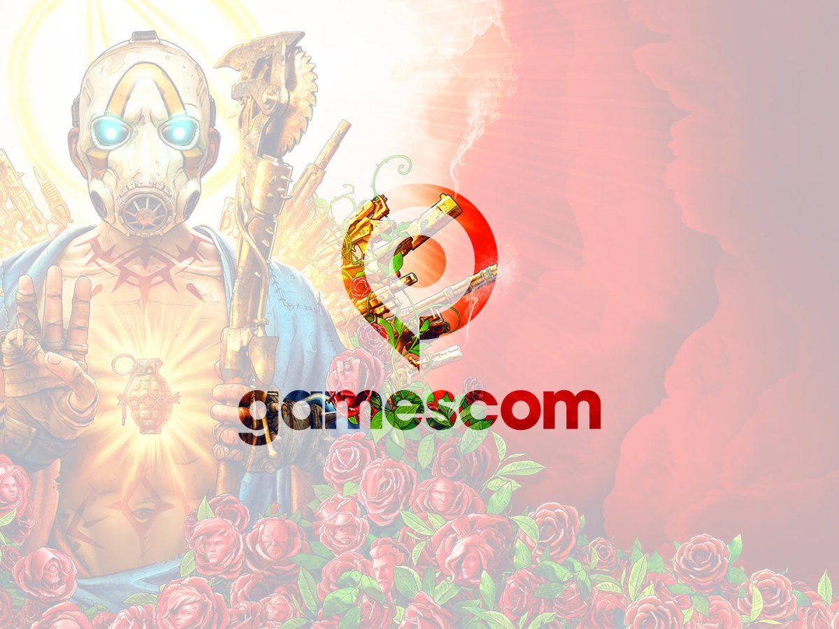 Quelle: Logo: gamescom, Messe Köln / Artwork: 2K