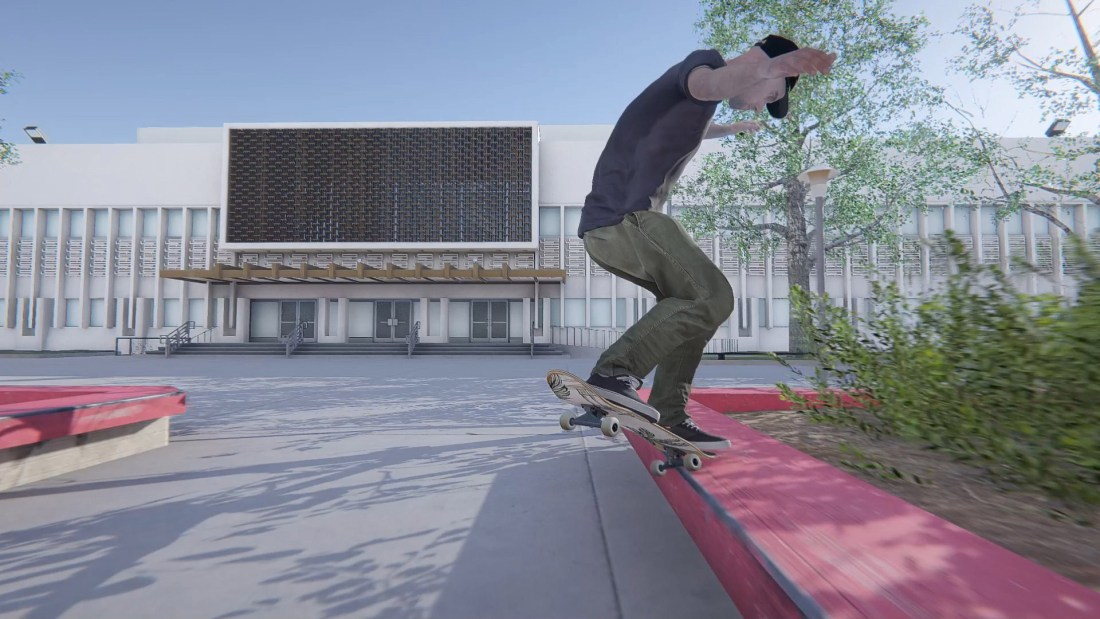 Quelle: Steam - Skater XL - Curb