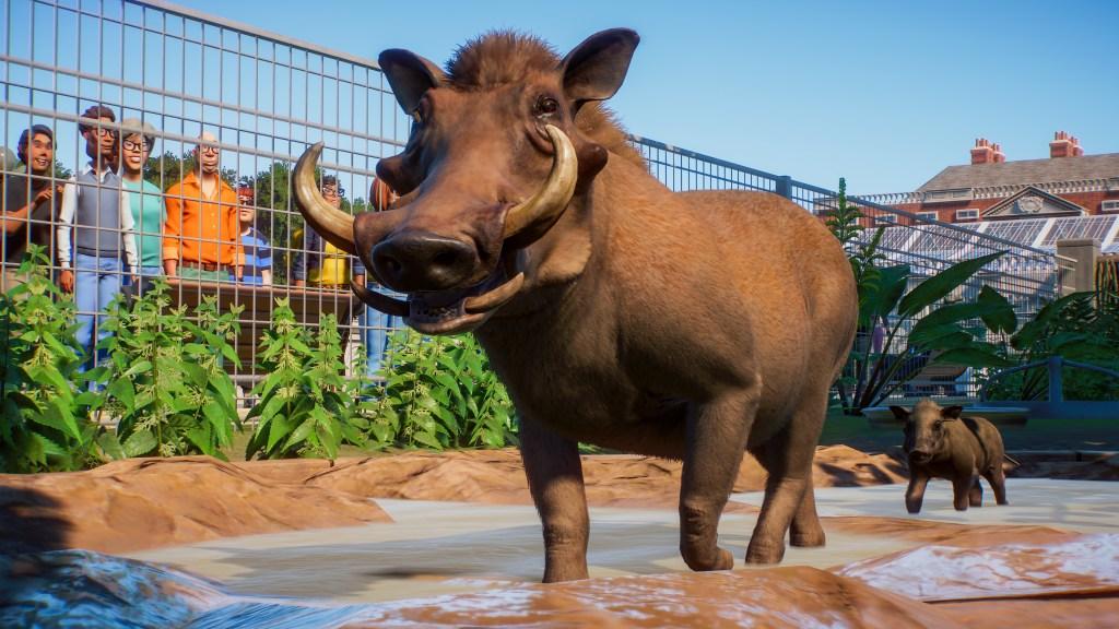 Quelle: Frontier Developments - Planet Zoo
