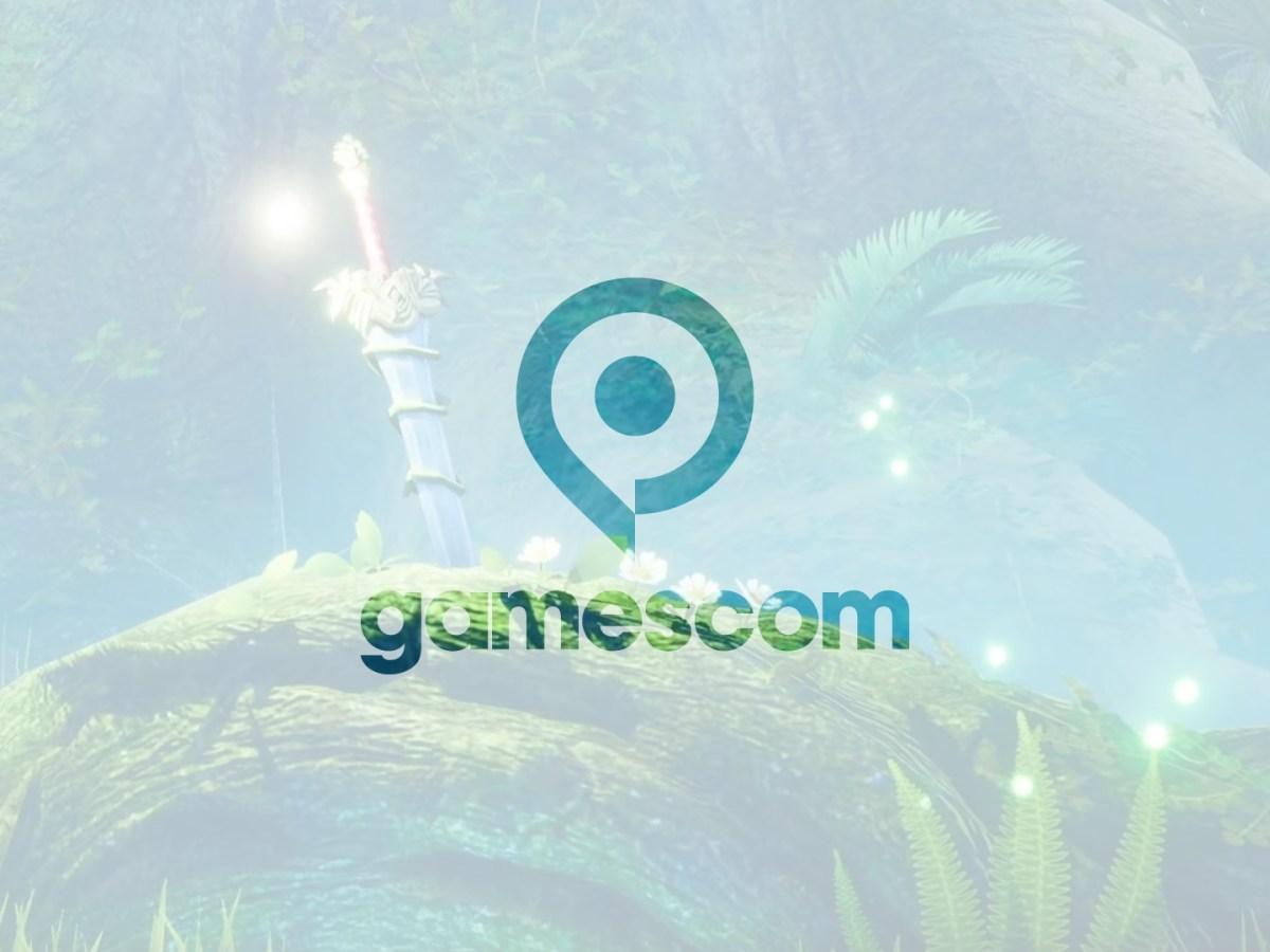 Quelle: Logo: gamescom, Messe Köln / Artwork: Square Enix, Youtube
