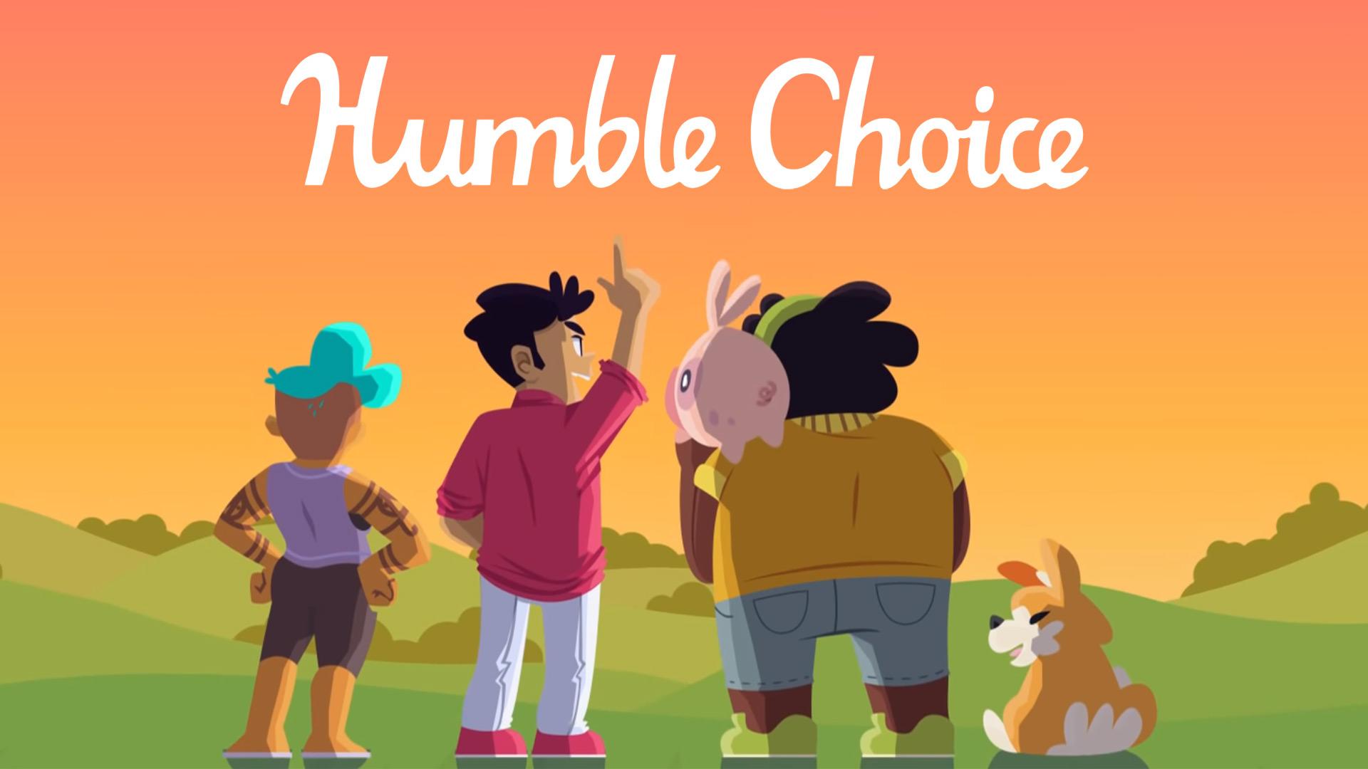 Quelle: Humble Bundle - Humble Choice Artwork