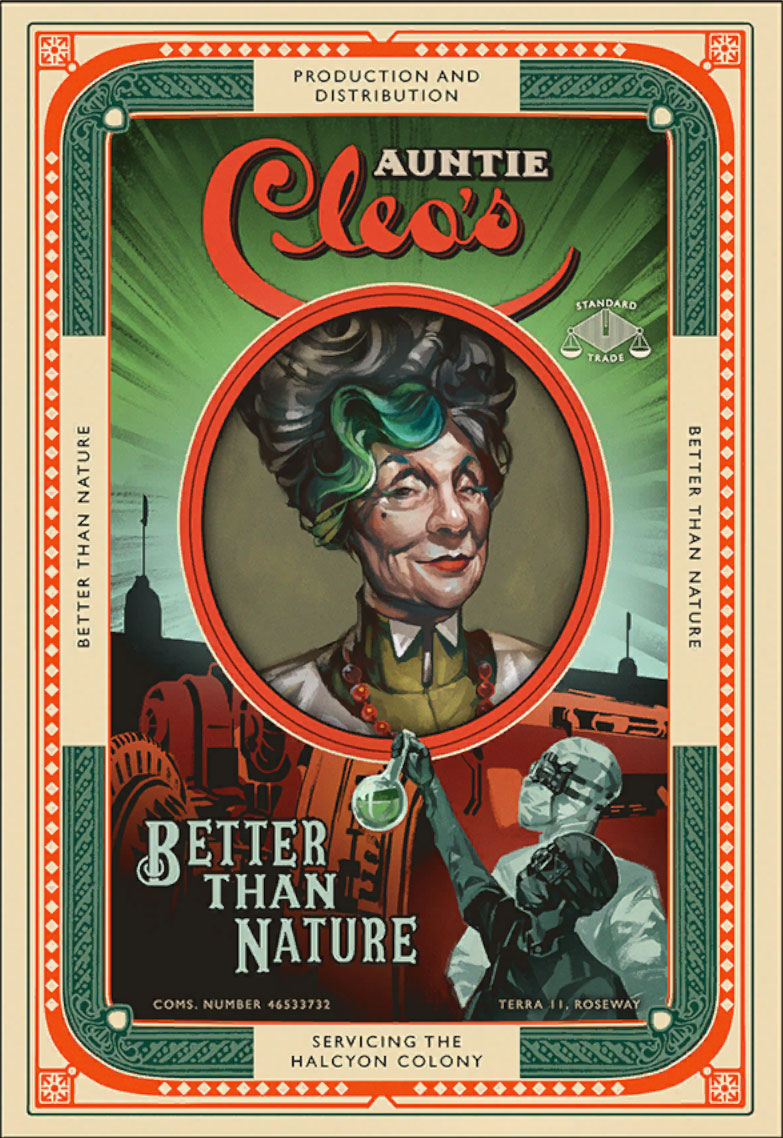 The Outer Worlds - Auntie Cleo's
