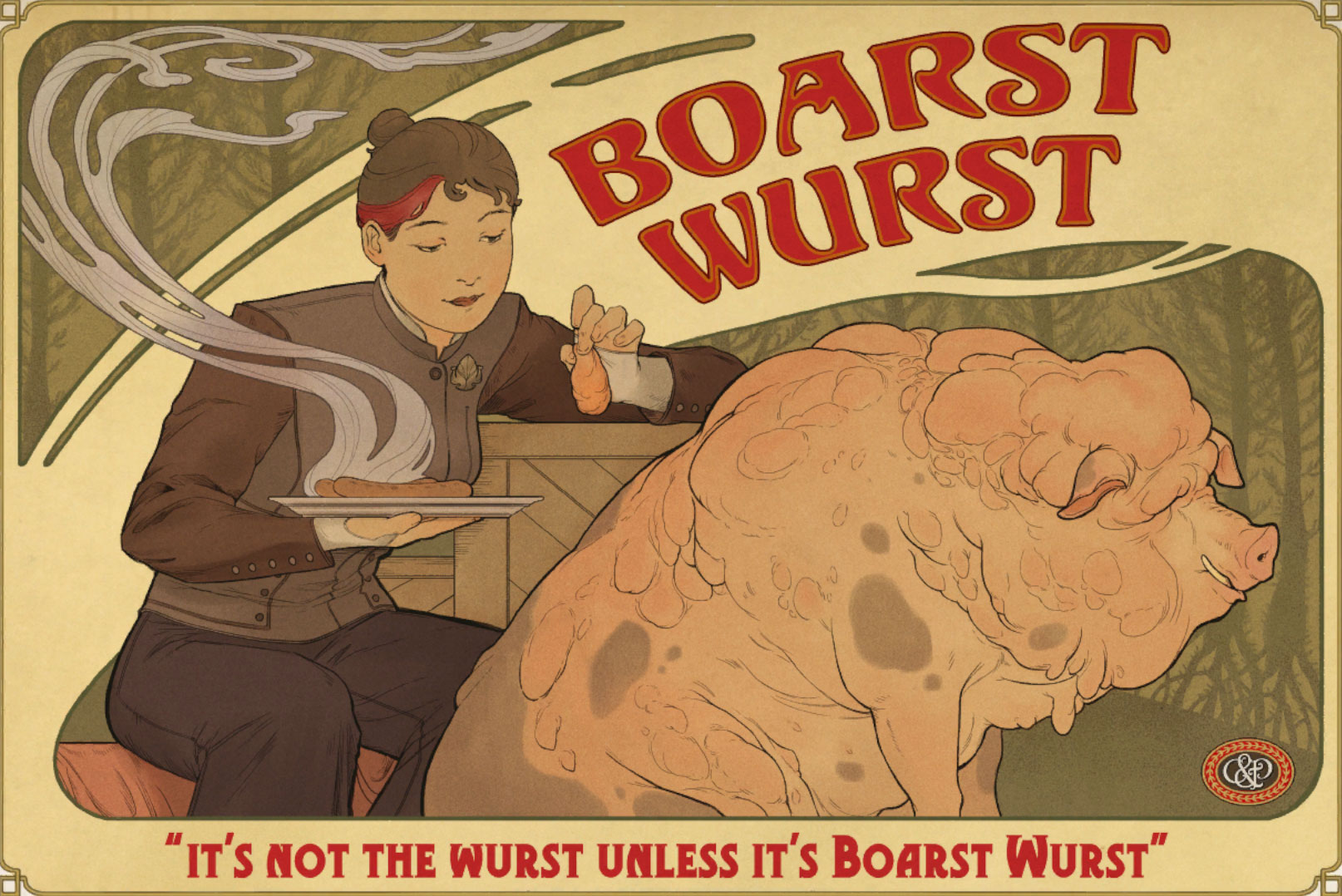 The Outer Worlds - BOARST WURST