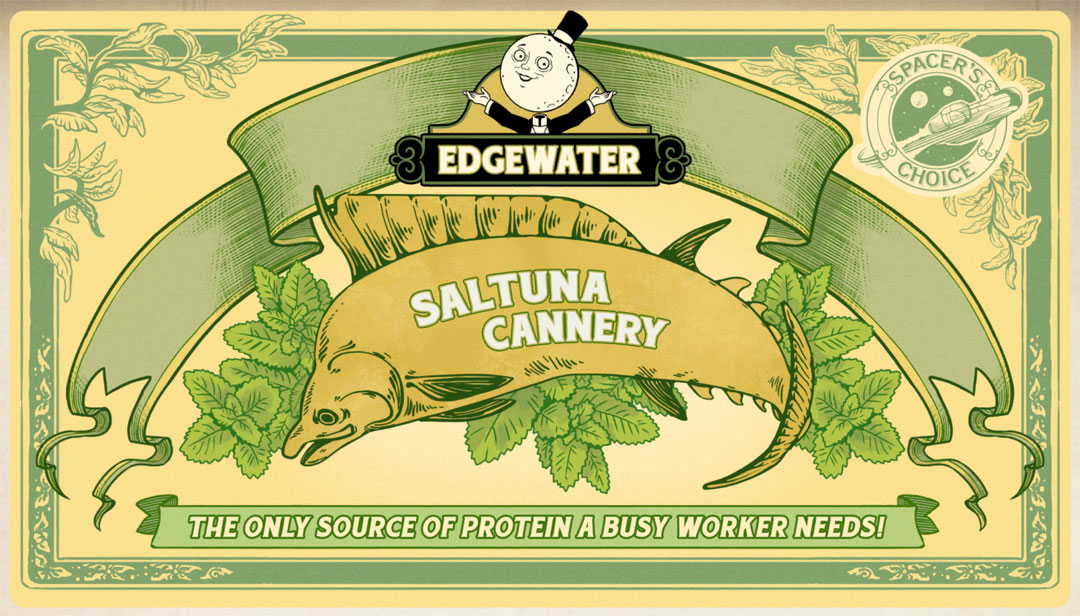 The Outer Worlds - Saltuna Cannery