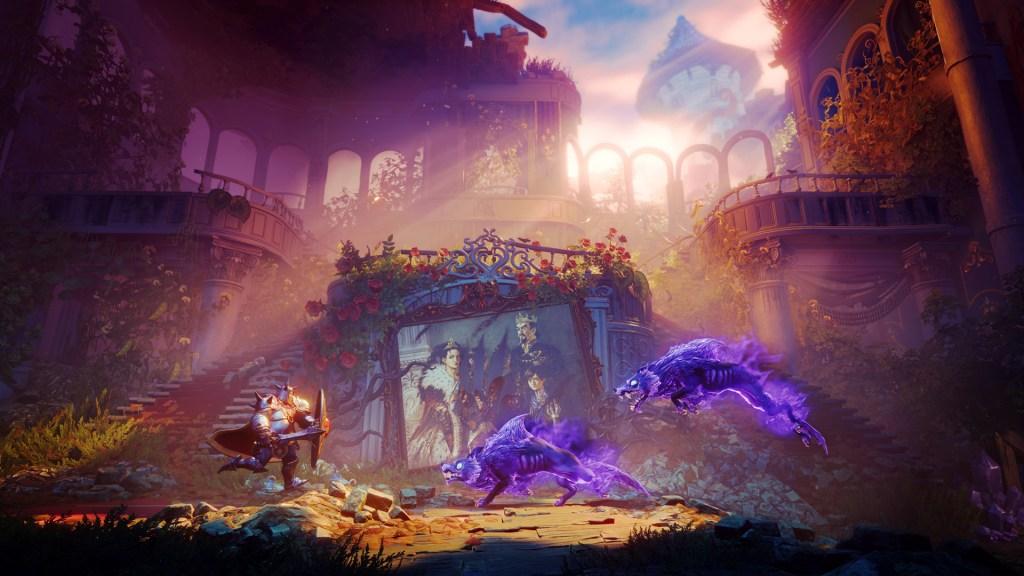 Quelle: Frozenbyte - Trine 4 - Angriff der magischen Wölfe.