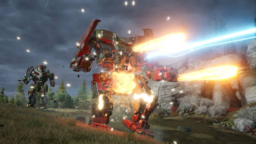 Quelle: Piranha Games - Mechwarrior 5: Mercenaries