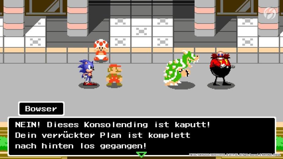 Mario & Sonic bei den Olympischen Spielen: Tokyo 2020 - Dr. Eggmanns diabolischer Plan nicht ganz durchdacht?