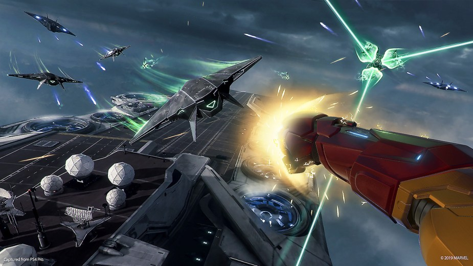 Quelle: PlayStation - Iron Man VR
