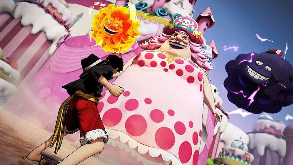 Quelle: Amazon - One Piece: Pirate Warriors 4