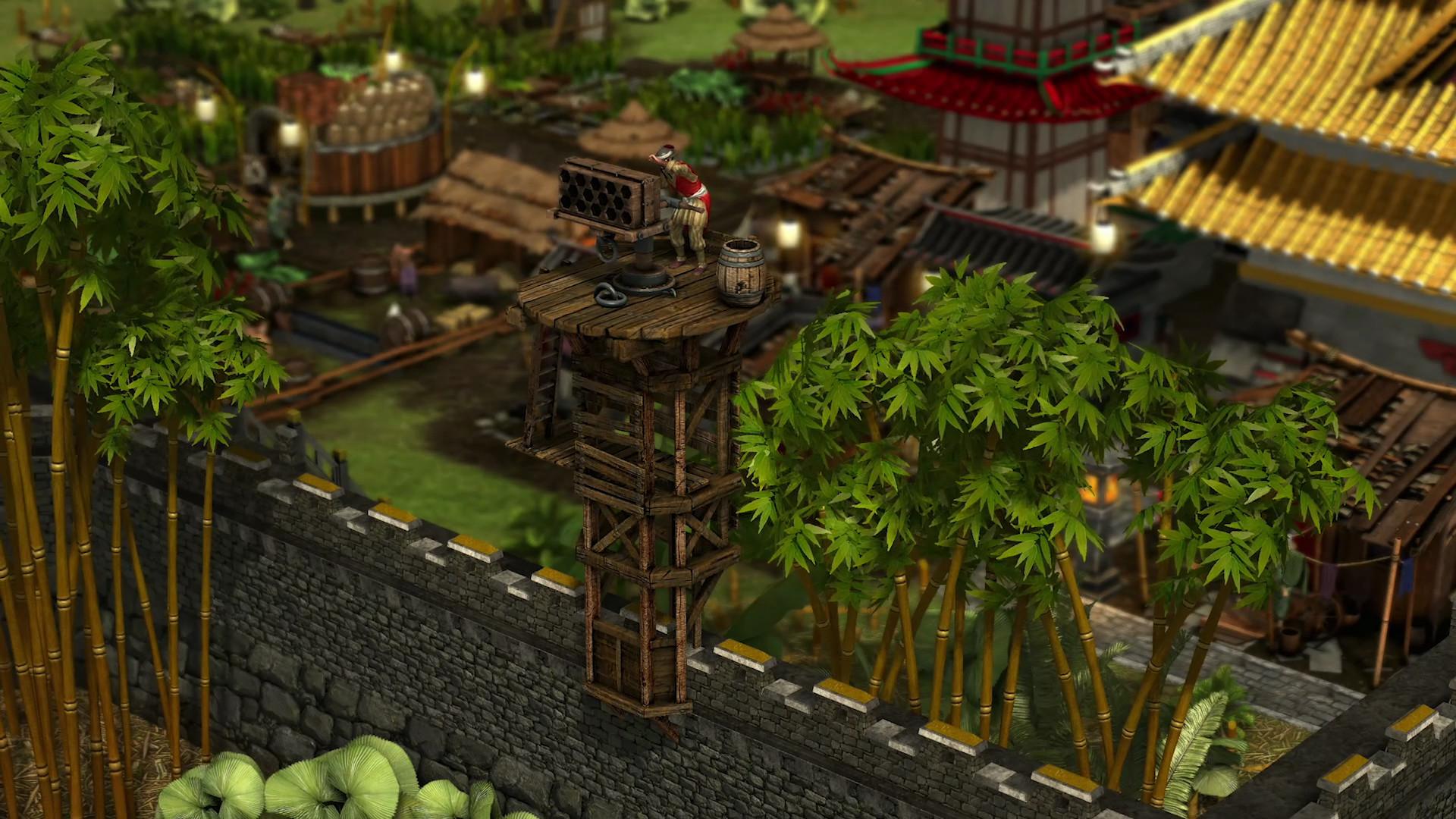 Quelle: FireFly Studios - Stronghold: Warlords - Geschützturm