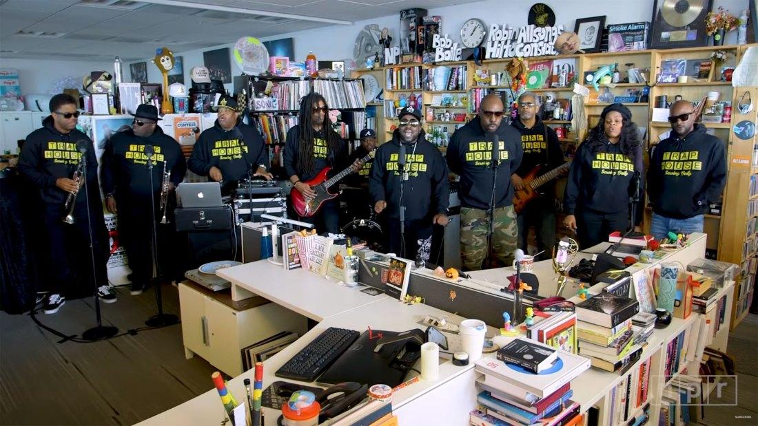 Quelle: NPR Music Tiny Desk Concert - Big Boi